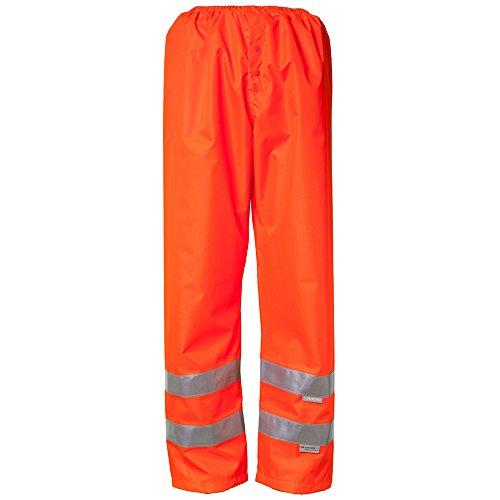 """Planam Regenhose """"Warnschutz"""", Größe L in orange, 1 Stück, 2064052"""