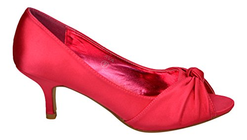 Chic Feet , Sandales pour femme Hot Pink / Fuschia