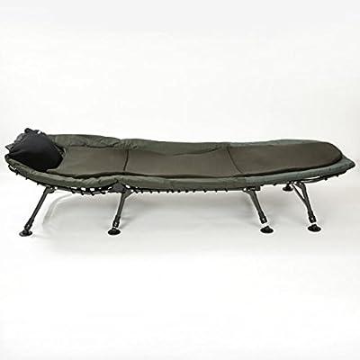 Mostal 8-Bein Luxus Karpfenliege Bedchair Anglerliege Liege von Mostal auf Gartenmöbel von Du und Dein Garten