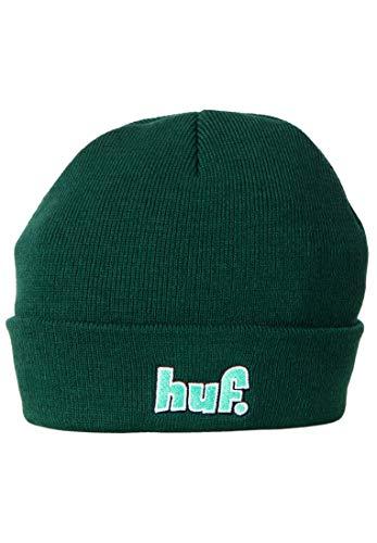 HUF 1993 Logo Beanie - Botanical Green - One Size