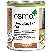 OSMO 004 - Olio di abete di Douglas naturale, opaco