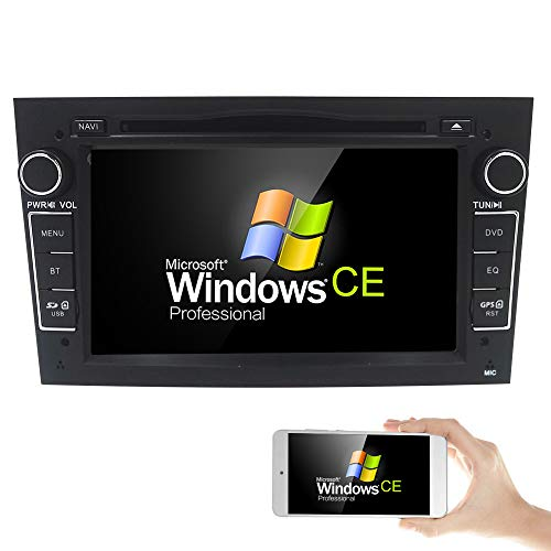 HIZPO 7 inch Car Audio Stereo Double Din In Dash for Opel...
