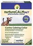 NurtureCALM 24/7 Pheromone Collar for Dogs, 23 by Meridian Animal Health