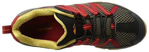 Columbia Herren Mountain Masochist III Traillaufschuhe Rot (Mud/ Rocket)