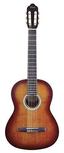 Valencia Serie 200, 4/4Hybrid Klassik Gitarre, Sunburst-Finish