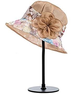 Estivo femminile estivo antisdrucciolevole Sun Hat Anti-UV Wild Sunhat