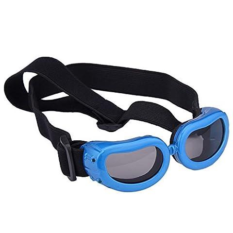 Outdoor Dog Sonnenbrille UV Eye Schutz Brillen Wasserdicht Winddicht Anti-Fog