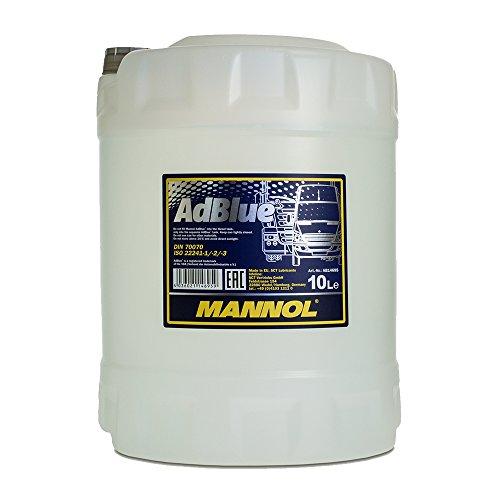 1 x 10L MANNOL AdBlue / Diesel LKW u. PKW SCR Harnstofflösung
