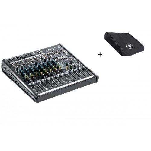 Pack Mackie profx12V2-Mesa de mezclas 12canales con efectos + funda