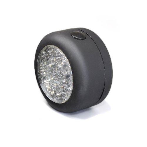 LED Allzweck Leuchte mit 24 LED's, Campinglampe, Lampe, LED Leuchte, Led Deckenleuchte, Led Lampe, mobile Outdoor Leuchte, Schrankleuchte, LED Beleuchtung - Marke Ganzoo - Outdoor-beleuchtung Deckenleuchte