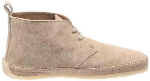 Clarks Desert Drille 20349540 Herren Desert Boots Beige (Sand Suede)