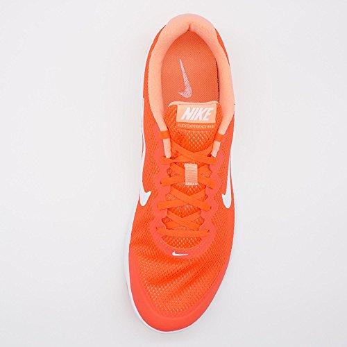 Bianco Formazione Ginnastica Nike Da whi Wmn Rn Atmc Unisex Naranja brght Esperienza pnk Scarpe Crmsn 4 Flex wvqBBOnWA