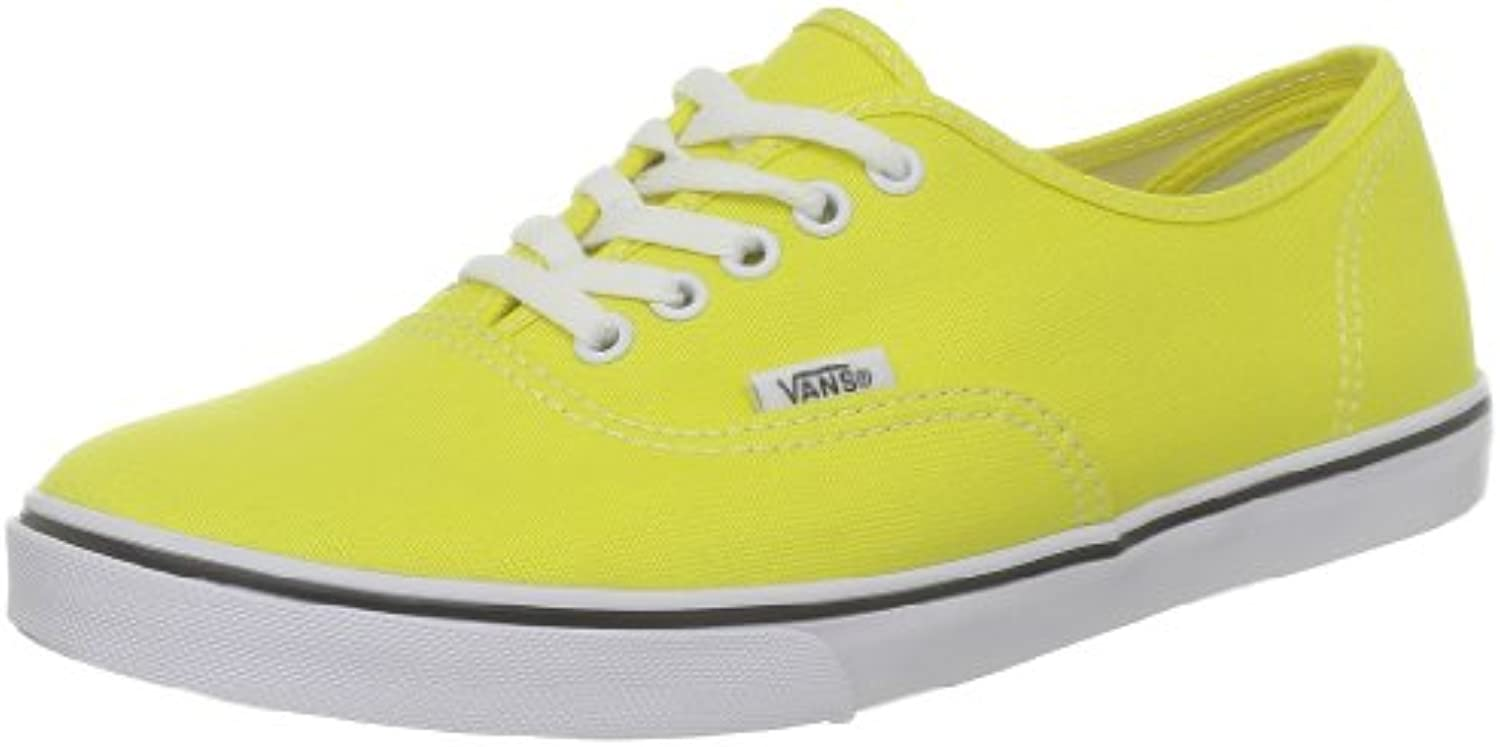 Vans U AUTHENTIC LO PRO BLAZING YELLOW/VQES7Z4  Unisex Erwachsene Sneaker