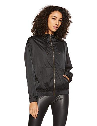Forever 21 Women's Jacket (269118_Black_Medium)