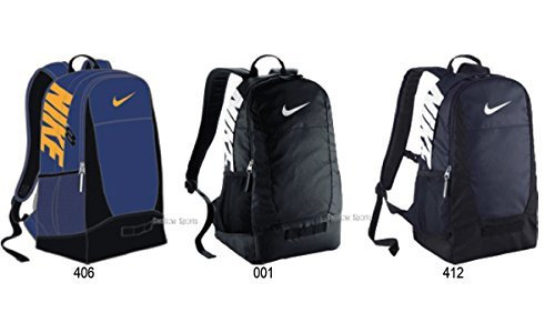 daa703ce3a8d Nike ba4893-406 Team Training Medium Bp Blue Backpack- Price in India