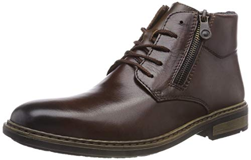 Rieker Herren F1233 Klassische Stiefel, Braun (Havanna 25), 47 EU