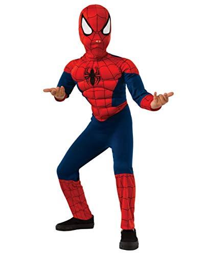 Horror-shop spider man costume muscolare m