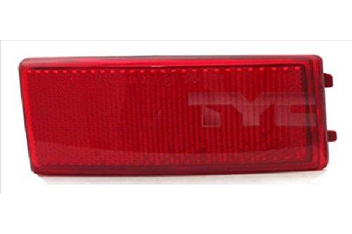Preisvergleich Produktbild DAPA GmbH & Co. KG 61_17-0058-00-2 Reflektor Links