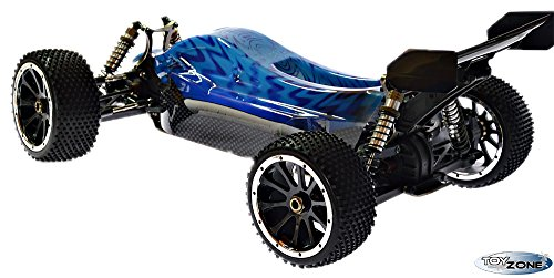 RC Auto kaufen Buggy Bild 3: RC Auto 4WD Buggy HSP 1:5 Brushless 2,4 GHz 2x Lipo Akku RTR*