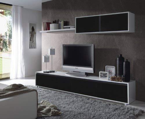 Habitdesign Mueble de salón Moderno, modulos Comedor Alida ...