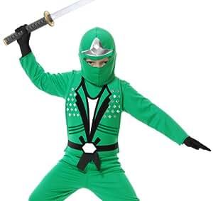 Garçon de Ninja Vert Avengers Series II pour Femme