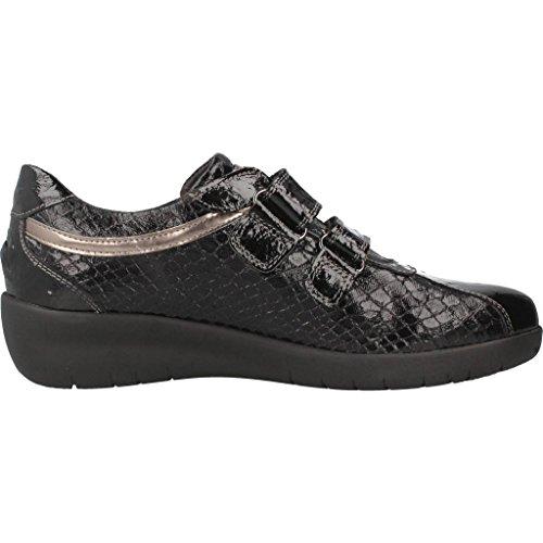 5 Visage - Chaussures De Sport Pour Femmes / Stonefly Noir YAGXtE90