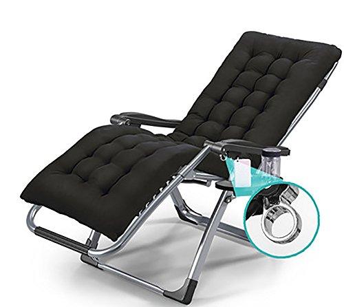 ZCJB Lounge Chair Schwangere Frauen Settee Haushalt Siesta Bett Klappstuhl Büro Mittagspause Lounge Chair Daybeds (Farbe : Navy blau) (Blaue Markise Tag)