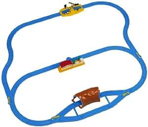 Takaratomy Plarail Starter Rail Basic Set (TRAINS NOT INCLUDED) [JAPAN] [Toy] (japan import)