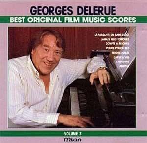 Delerue : Best Original Film music scores, Vol. 2
