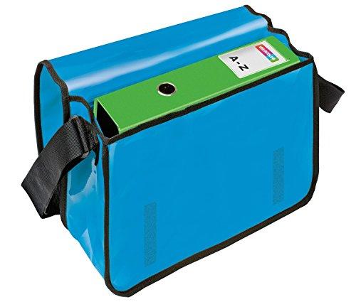 VELOFLEX Borsa Messenger, rosso (Rosso) - 10100933 blu