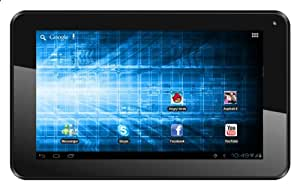 """Storex eZee'Tab707 4 gB Tablette tactile 7"""" (17,78 cm) All winner A13 1.2 GHz 4 Go Android Jelly Bean 4.1.2 Wifi Noir"""