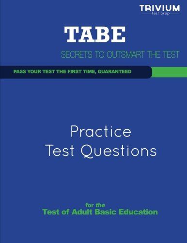 TABE Practice Test Questions