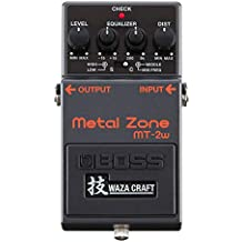 Boss MT de 2 W metal Zona waza Craft