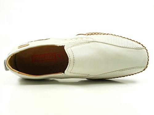 Pikolinos Herrenschuhe - bequeme Slipper Puerto Rico Weiß