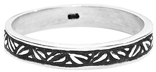 Fine Leaves Ring Anello standard S