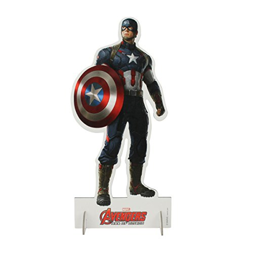 Avengers Age of Ultron Pappaufsteller Captain America