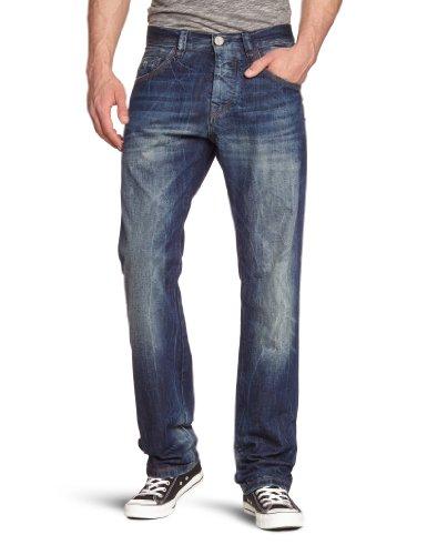 FREEMAN T.PORTER - Jeans - Droit Homme Bleu (F0290-32 stipe L32)