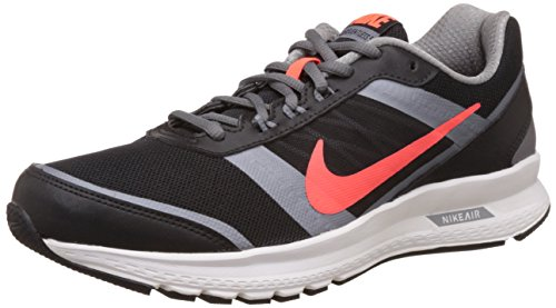 Nike Men's Air Relentless 5 Msl Blck, Ttl Crmsn, Mtlc Cl Gry and Wht Running Shoes -10 UK/India (45 EU)(11 US)  available at amazon for Rs.3203