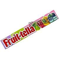 Fruta - Tella con sabor a zumo de frutas dulces masticables 15 Bars
