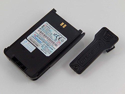 vhbw-li-ion-bateria-1300mah-74v-con-pinza-para-el-cinturon-para-radio-walkie-talkie-maas-aht-6uv