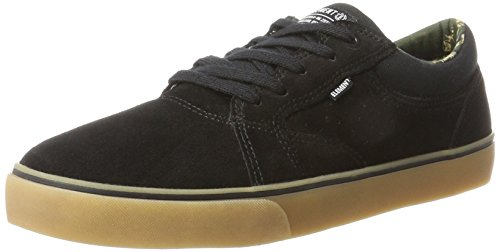 Element Wasso Black Gum, Chaussures Multisport Outdoor Homme