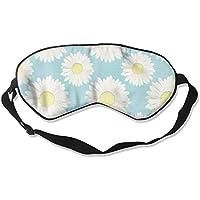 Sleep Eye Mask Flowers Sunflowers Lightweight Soft Blindfold Adjustable Head Strap Eyeshade Travel Eyepatch preisvergleich bei billige-tabletten.eu