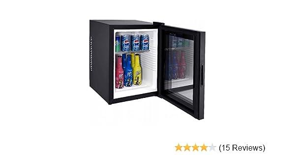 Minibar Kühlschrank Glas : Syntrox germany liter null db lautloser mini kühlschrank mit