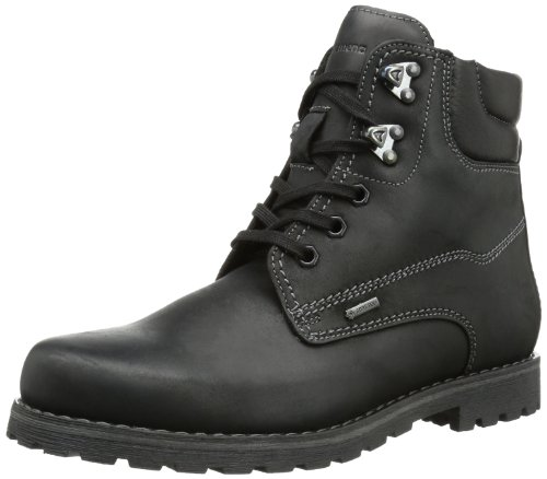 Fretz Men Salvador 7794.8188.51, Bottines Noires (schwarz (noir 51))