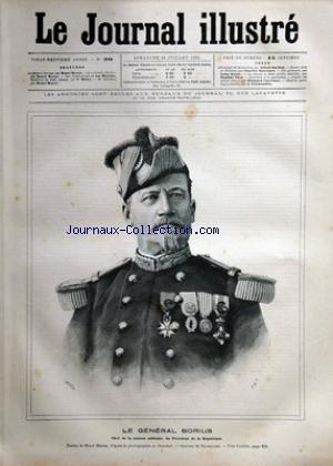 JOURNAL ILLUSTRE (LE) [No 30] du 24/07/1892