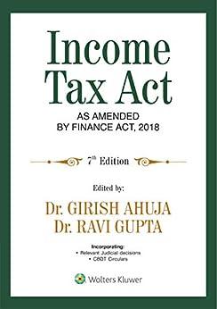 Income Tax Act by [Dr. Ahuja, Girish, Dr. Gupta, Ravi]