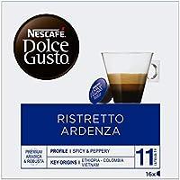 Nescafé Dolce Gusto Espresso Ristretto Ardenza, Fuerte, Café, Cápsulas de Café, ...