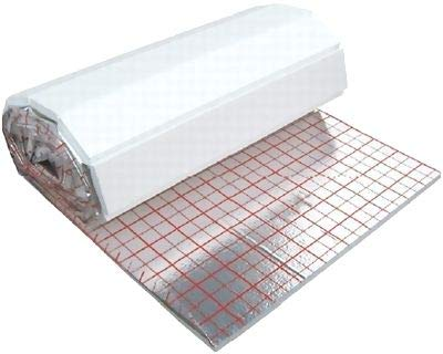 Tackerplatte Dämmrolle Rolljet 5m² Fußbodenheizung 30mm GP/m²= 4,40 €