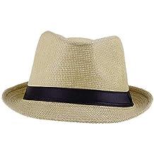 Sombrero De Panamá Unisex Sombrero Panamá De Sombrero De Modernas Casual  Paja Sombrero De Paja Sombrero a4ec579d3d6