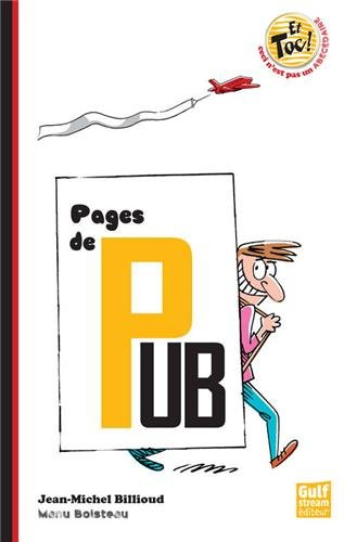 Pages de Pub par Jean-michel Billioud
